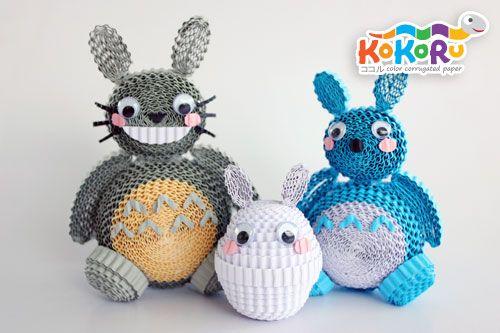 Totoro #kokoru