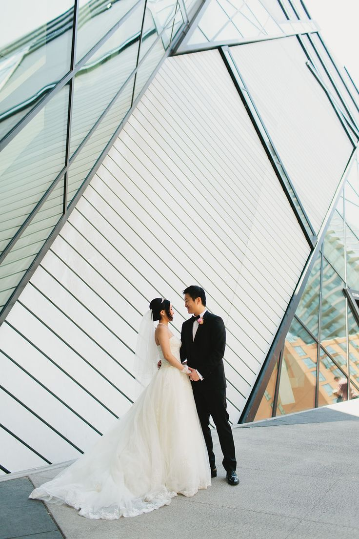 The always popular Crystal. Gorgeous shot. Janice Yi Photography #torontoweddingplanners #torontowedding #fusionevents #kickassweddingplanners #crystal #ROM