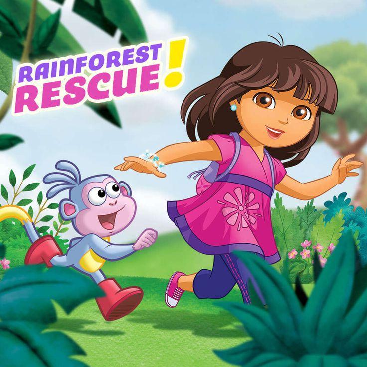 Casa De Dora- New Adventures: Matching Game for Kids