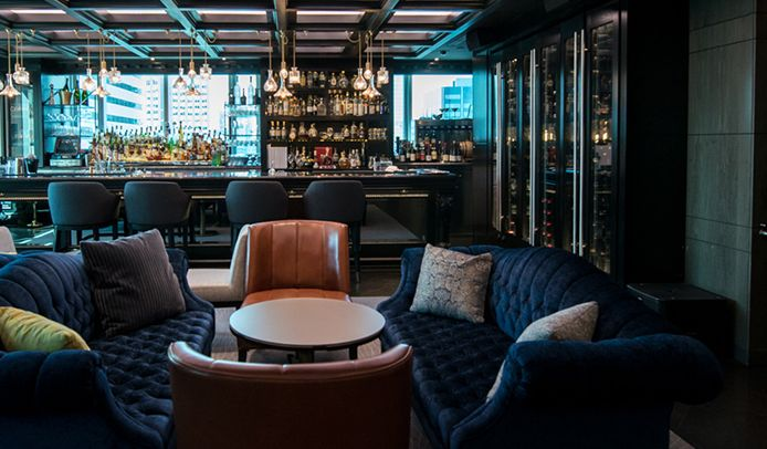 America Bar Trump Hotel #Hotel #Luxury #InteriorDesign #LuxuryLiving #Trump
