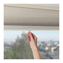 HOPPVALS Cellular blind - 100x155 cm - IKEA