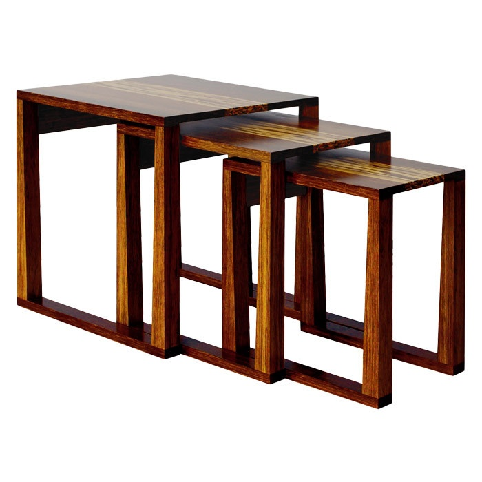 Magnolia Nesting Tables From The Greenington Bamboo Exotics Collection. Use  Greenington Nesting Tables In Your Family Room, Living Room, ... Part 75