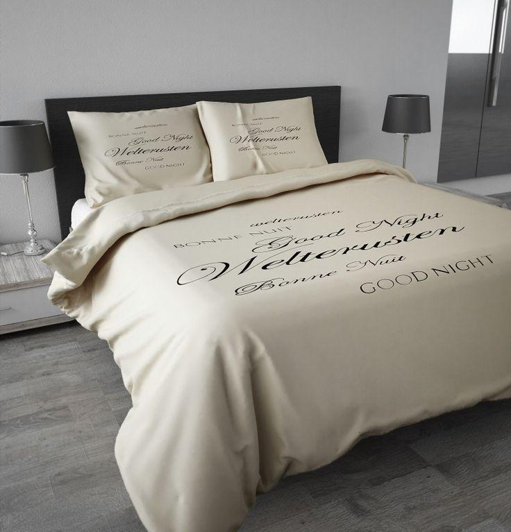 Sleeptime Welterusten dekbedovertrek