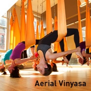 3 more weeks and back to aerial-vinyasa at Om Factory! Can't wait!!!