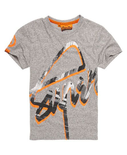Superdry Down Town 45 Degrees T-Shirt