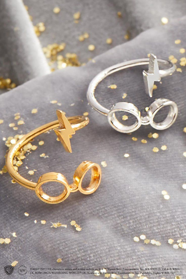 Find your magic with the HARRY POTTER Collection. Lightening Bolt magic....