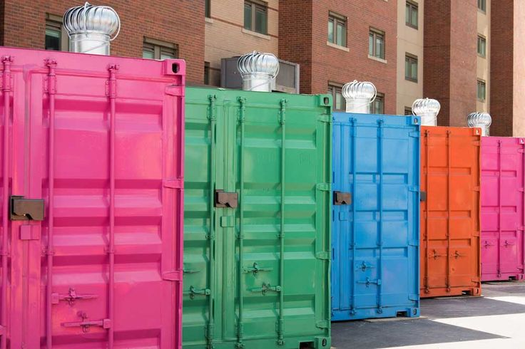 The pop-up container park includes temporary stores renting vintage bikes, selling letterpress stationary and offering frozen treats. Plus, there is a stage and twinkling lights at night. It opens June 1.