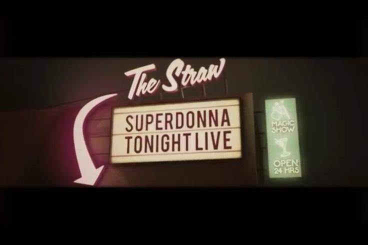 The Straw SUPERDONNA
