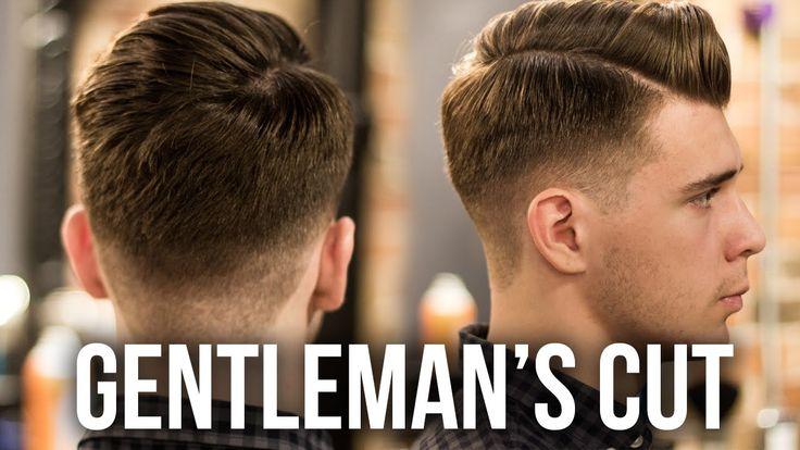 Men 39 S Haircut For 2016 Modern Gentleman 39 S Haircut Style Hair Stuffs Pinterest