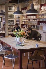 Cafe at Emma Bridgewater factory