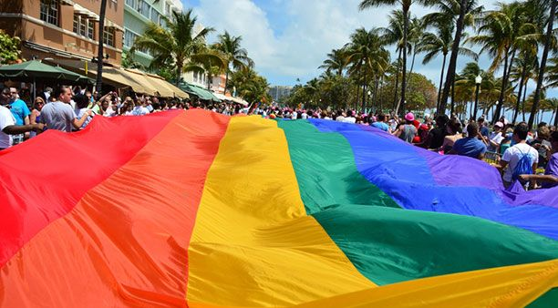 Miami Annual Events Gay Pride Parade