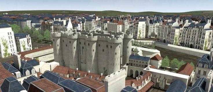 bastille prison tour