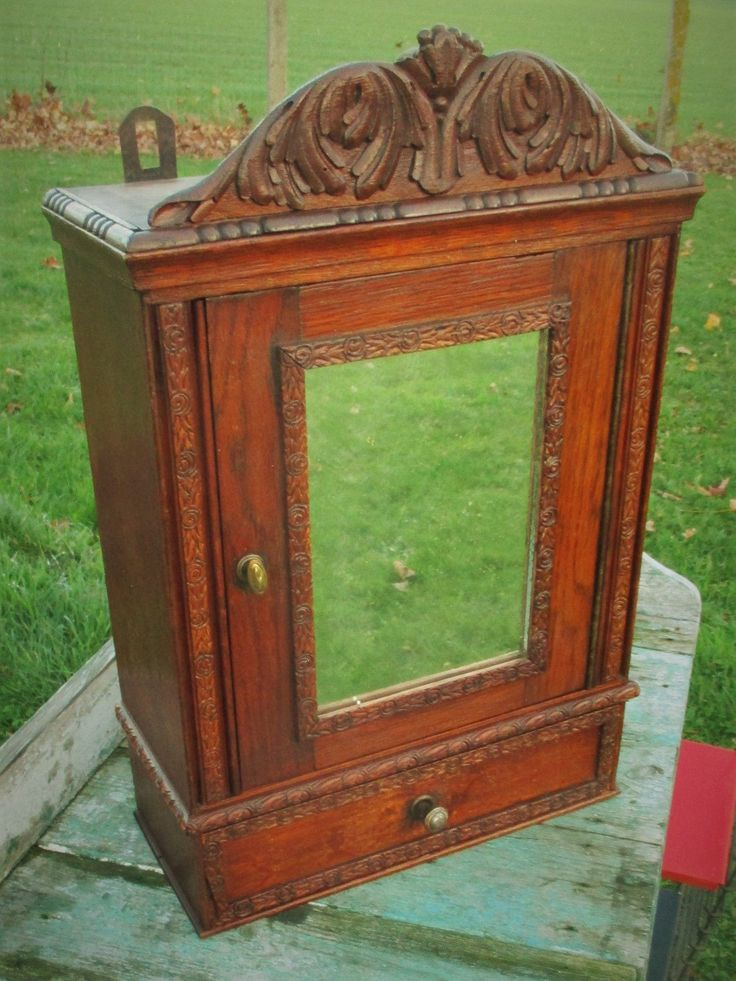 Medicine Cabinets Antique | Antique Furniture