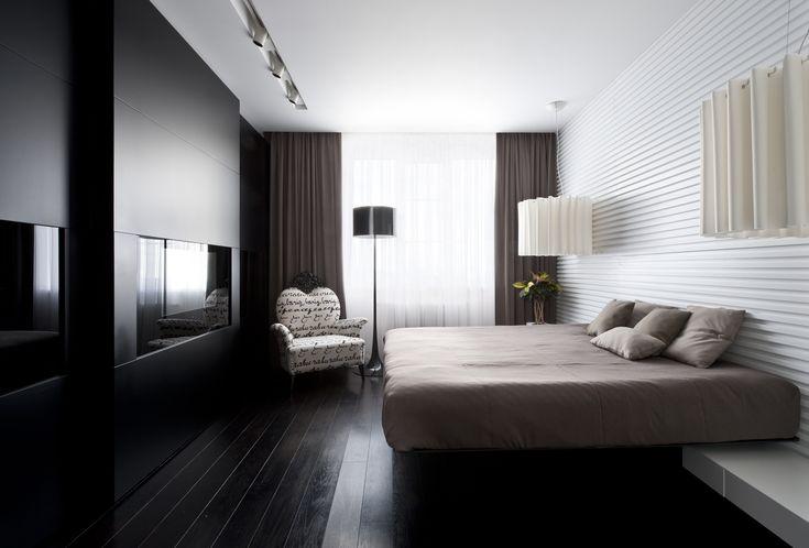 Интерьер квартиры 130 м. на Можайском шоссе, Архитектурное бюро Александры Федоровой