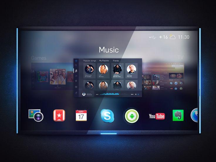 Nemo TV on UI Movement