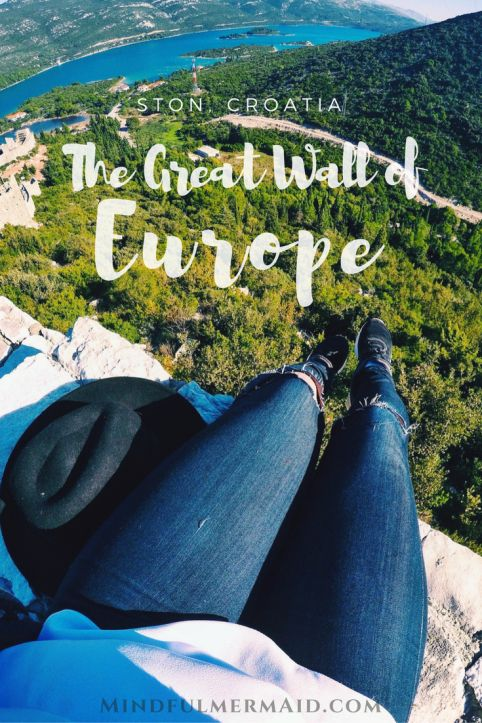 Video and pictures of The Great Wall of Europe, also known as the Walls of Ston. This lesser known attraction is located in the small town of Ston within the Peljesac penninsula. It is the largest wall in Europe, and looks over the vast Croatian coastal countryside. Click the image for pictures and travel tips!