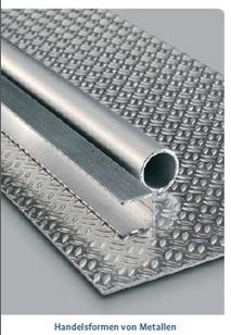 Alles über Eisenmetalle und deren Verarbeitung.
