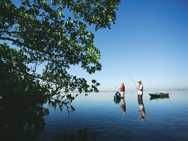 """This is """"The Tarpon Capital of the World"""" and home to """"The Fishingest Bridge in the US.,"""" names earned by reputation for delivering the kind of experiences anglers don't have to exaggerate. Whether you are offshore, on the flats or surf fishing, when you find the right spot you'll know it because the fish will be biting."""