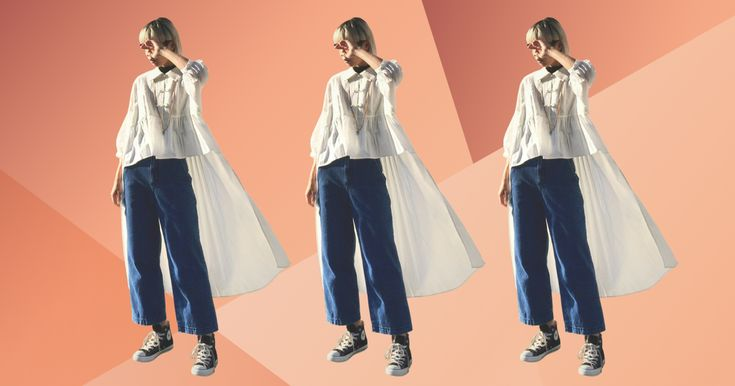This+Japan+Street+Style+Trend+Is+Huge+—+Literally++#refinery29+http://www.refinery29.com/oversized-clothing-japan-street-style-trend