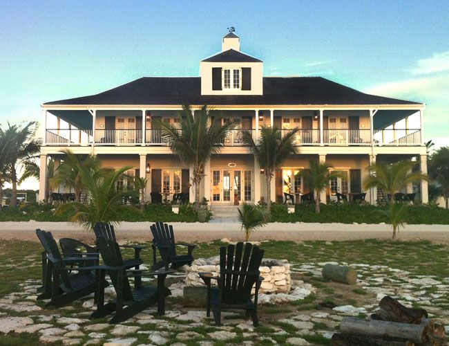 New Blackfly Lodge British West Indies Style