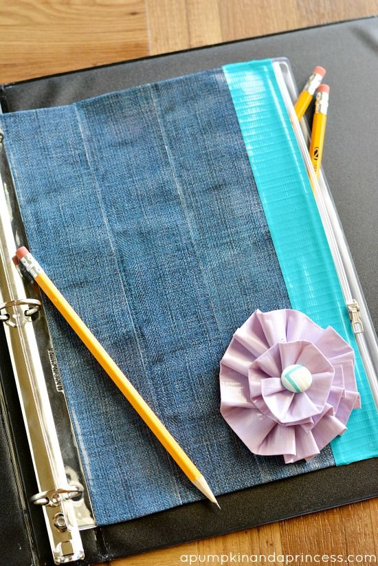 Duck Tape® Pencil Pouch
