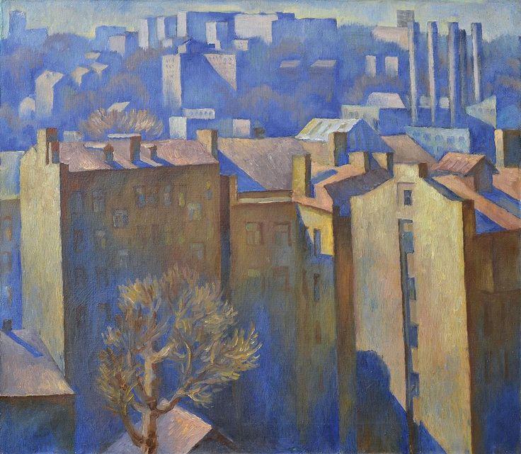 Захарова Таисия Николаевна (1947) «Утро» 1976