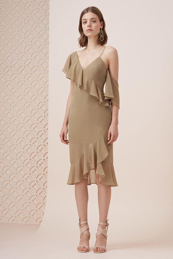 KEEPSAKE COSMIC GIRL DRESS willow