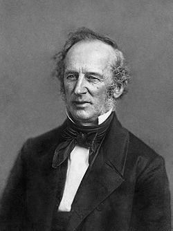 Cornelius Vanderbilt (May 27, 1794 – January 4, 1877), also known by the sobriquet Commodore, was an American industrialist and philanthropist who built his wealth in shipping and railroads. He was also the patriarch of the Vanderbilt family and one of the richest Americans in history. He provided the initial gift to found Vanderbilt University, which is named in his honor.