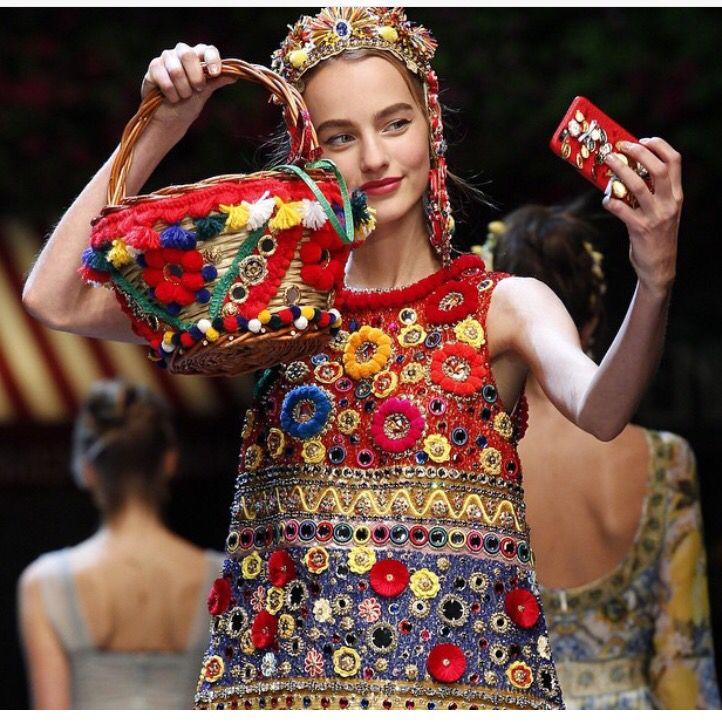 Dolce & Gabbana - verão 2016/17