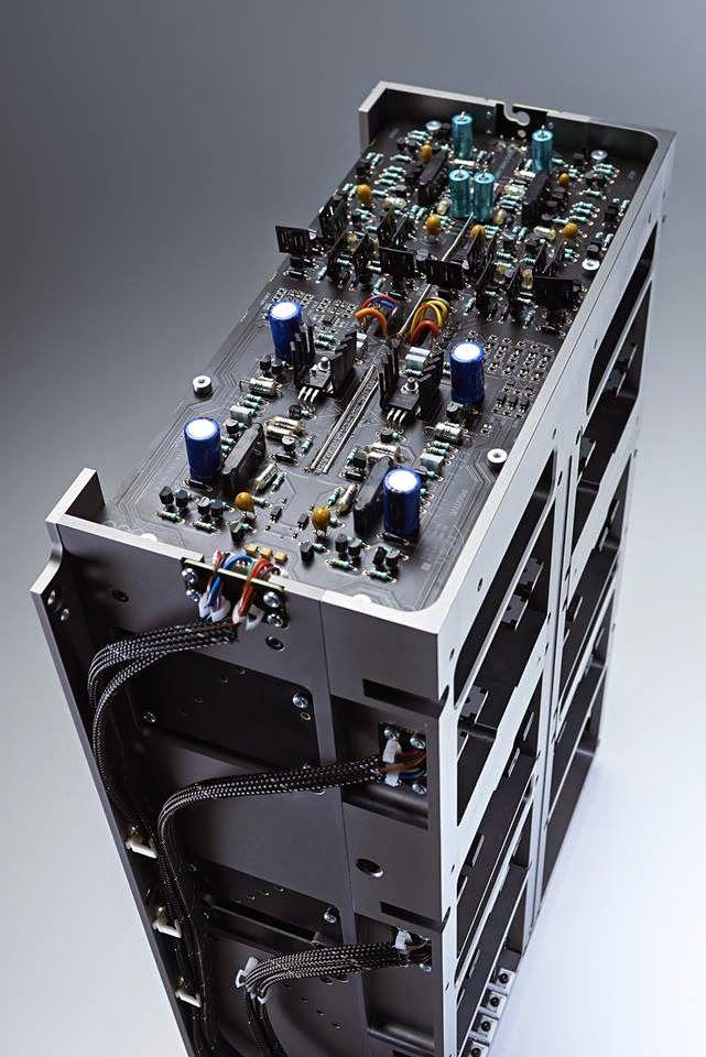 Naim Statement amplifier