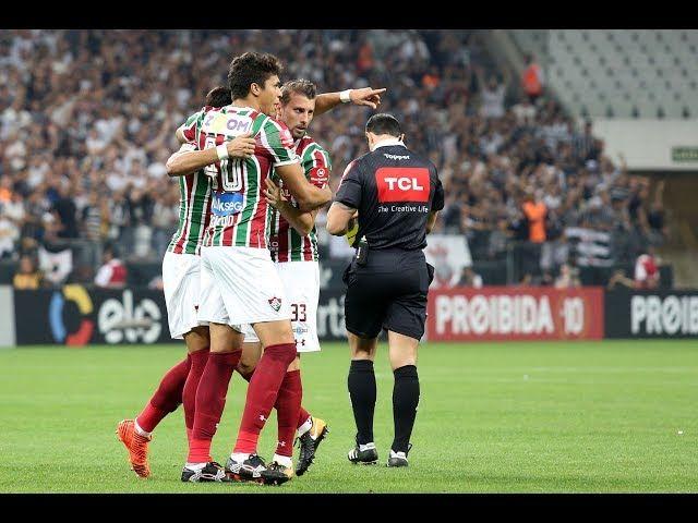 Gol de Henrique - Corinthians 3 x 1 Fluminense - Narração de Nilson Cesar