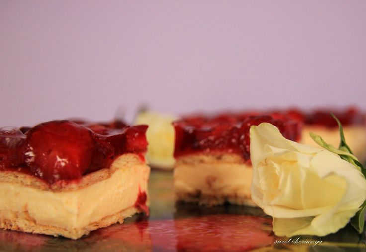 sweet cherimoya: Ostatni wielkanocny sernik - najbardziej owocowy