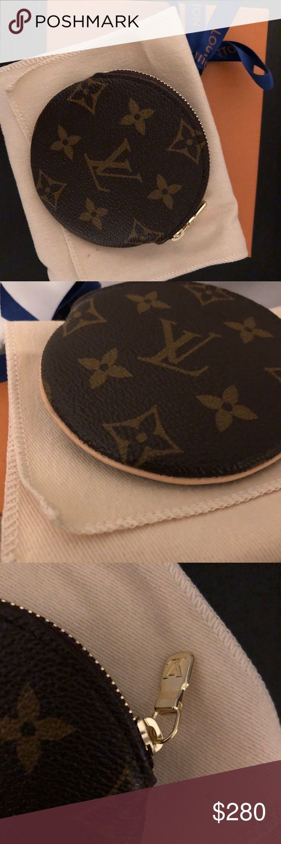 Louis Vuitton Coin Purse New in box. Never used. Dust bag included. Price is firm. Louis Vuitton Bags Wallets