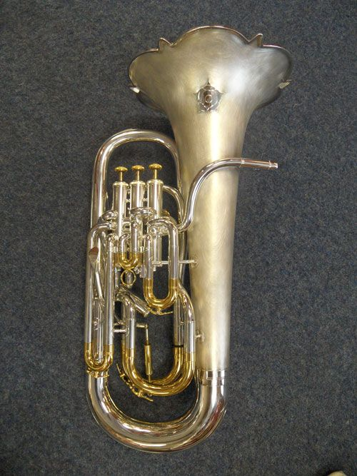 a history of the euphonium a musical instrument Conventional attitudes toward the euphonium: a history a need for change state of research in the musical community to ignore the instrument entirely 3.