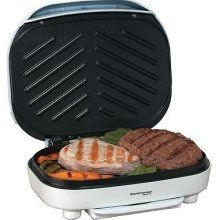 The Contact Grill - College Dorm Grill is a great dorm cooking appliance. College stuff should include fun dorm supplies like this grill for college. Cooking in college shouldn't be limited with quick dorm meals and easy college recipes. Try it out.