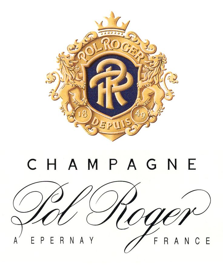 pol roger logo 227x150 Pol Roger champagne served at the royal wedding