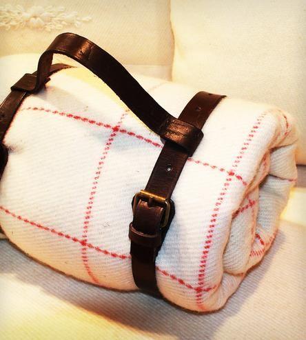 Hand-Spun Llama Wool Throw Blanket - Patterned by Patron Design  on Scoutmob Shoppe @Shoppe by Scoutmob #dreamweekender