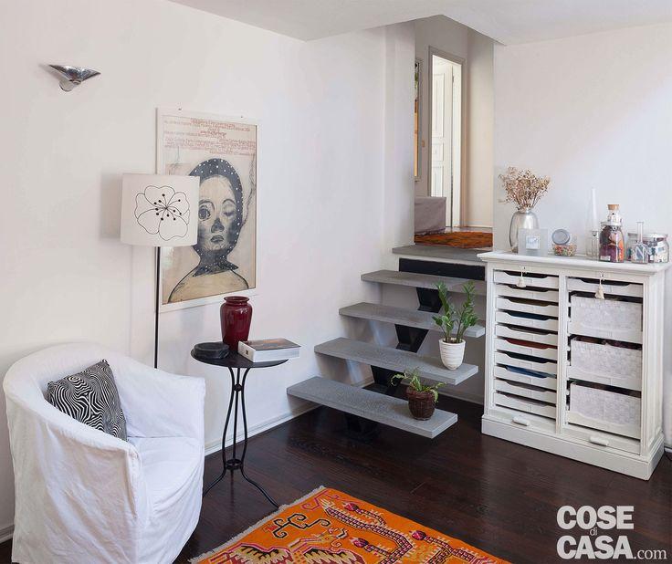 Mix di stili: una casa arredata a schema libero - Cose di Casa