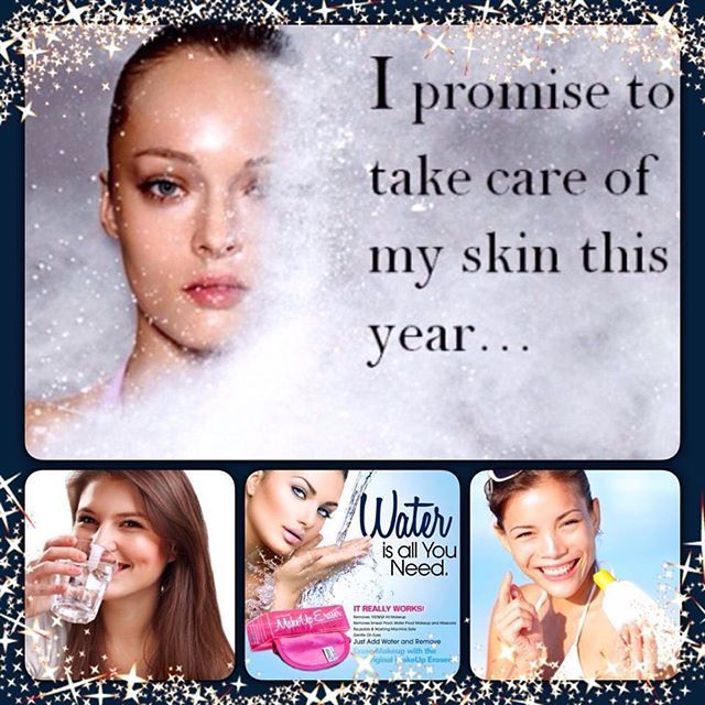 Have you told yourself this?  The Makeup Eraser can help, clean fresh skin everyday simple and easy.