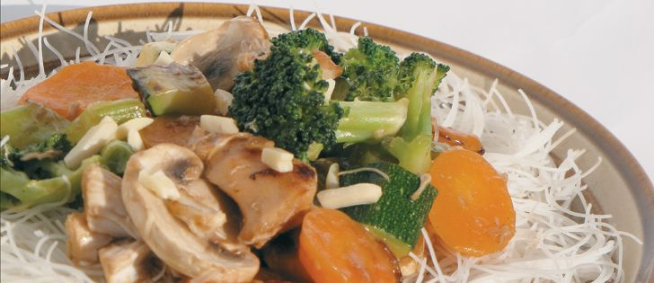 This basic stir fry recipe is Carol Sandau's go-to recipe when she needs a quick meal.    Betty Ann Deobald photo