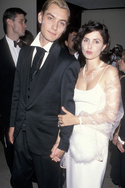 Jude Law & Sadie Frost, 1995