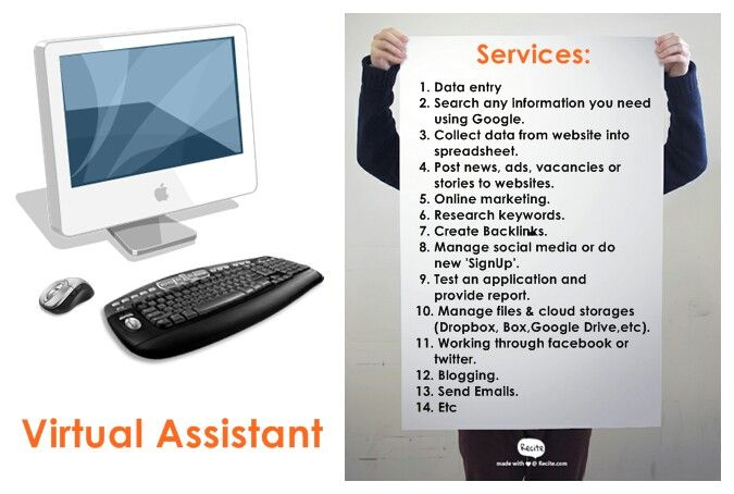 Need a #VirtualAssistant to complete your online or offline work? Here I am! I will be your best virtual assistant! Contact me here or email to: fredpraet@yahoo.com [ facebook at http://www.facebook.com/VirtualAssistant.Net #dataentry #entrepreneur #startups #businessowners #smallbiz #personalassistant #IT #datamining #adminassistant #administrativeassistant #wordpress #clouds