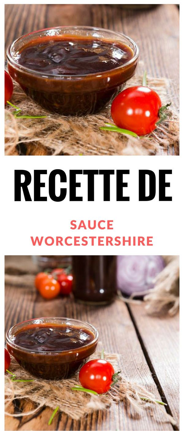 #sauce #worcestershire
