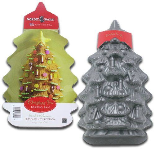 Christmas Tree Baking Pan By Nordic Ware Nordic Ware Http