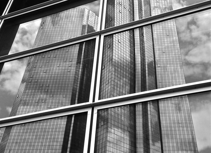 Deutsche Bank Türme Frankfurt Frankfurt Pinterest