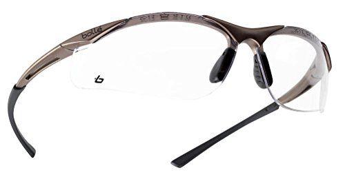 Bollé – Contour Verres – Lunettes de Protection – Clair: Oculaires incolores Fonctions spéciales : imperméable Traitement de protection…
