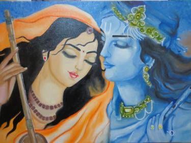 Krishna MEerabai by Aarti Garg, India <3<3