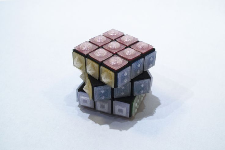 Touch Cube by daphned.