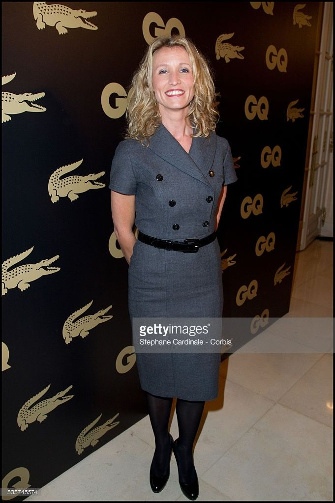 Photo d'actualité : Alexandra Lamy attends the GQ Man Of The Year...