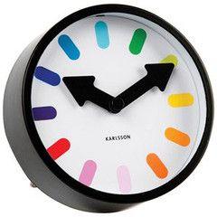 Tiny Pictogram Rainbow Alarm Clock Paper Products Online